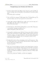 Aufgaben über Textgleichungen mit Brüchen für Profis 2v3 mit Erklärungen in Videos und Lösungen.