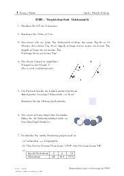 Aufgaben über BBR - Vergleichsarbeit Mathematik mit Erklärungen in Videos und Lösungen.