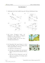 Aufgaben über Strahlensätze * mit Erklärungen in Videos und Lösungen.